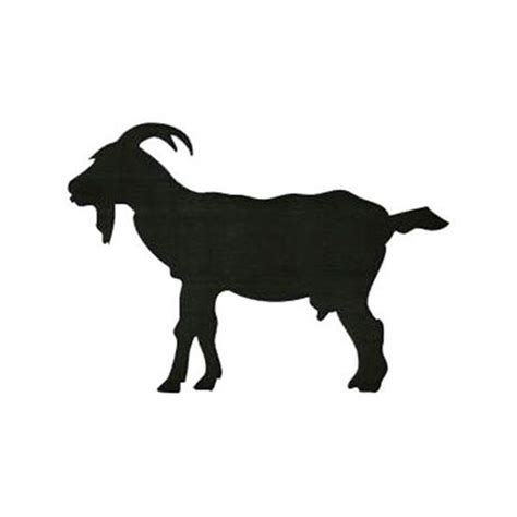 new year make a goat mobile woodworking project paper plan to build billy goat shadow