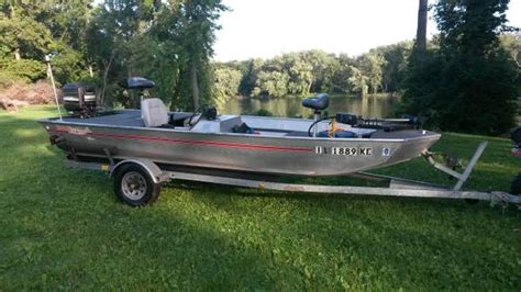 boat motors rockford il sea nymph bass attacker 16 60 hp mercury 2800 rockford
