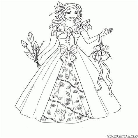 disegni da colorare dei fiori disegni da colorare la principessa regno dei fiori