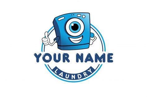 design laundry logo laundry logo design vector premium download