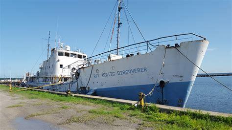 boat salvage yards in south carolina r v arctic discoverer the sad remnants of a golden find
