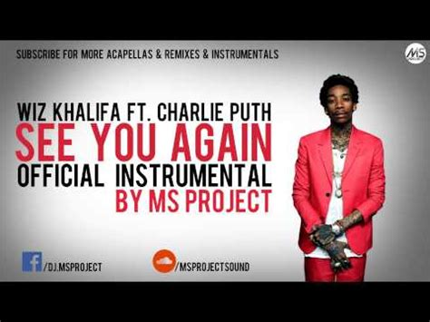 charlie puth instrumental mp3 download see you again wiz khalifa ft charlie puth instrumental w hook