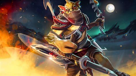 dota 2 gondar wallpaper bounty hunter fan art dota 2 wallpapers hd download