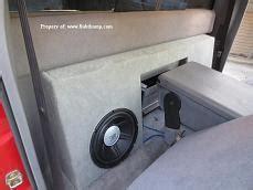 dodge ram single cab custom subwoofer box dodge free