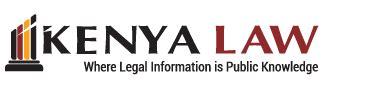 Kenyalaw Search Kenya Cases Database