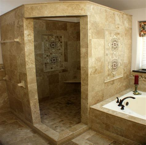 bathroom remodel remodeling shower stalls floors ideas