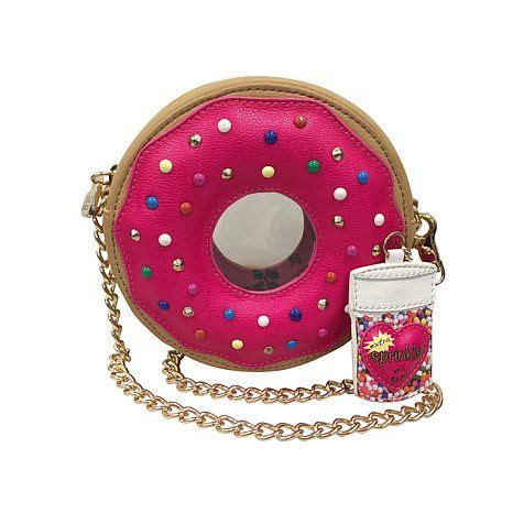 Betsey Johnson For Valentines Day 2 by Betsey Johnson Donut Crossbody Bag Bags