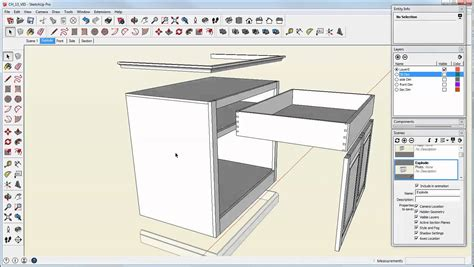 sketchup layout detail view make an exploded view in sketchup youtube