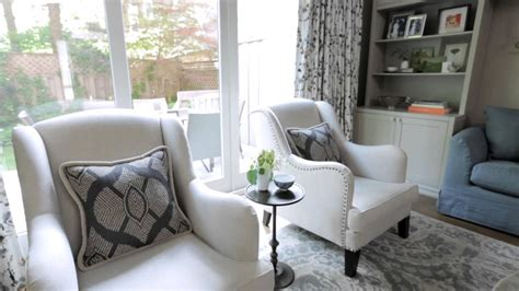 interior design small space makeover  sophisticated family home youtube