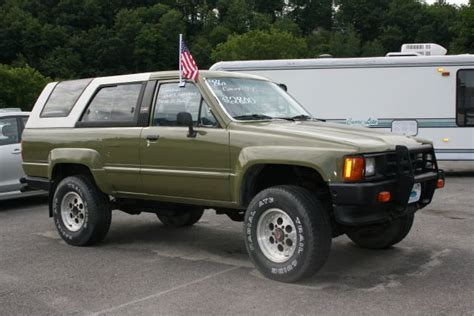1986 Toyota 4runner Object Moved