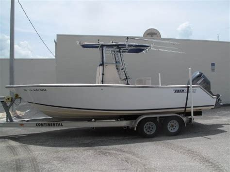 pathfinder boats manufacturer 2003 pathfinder 23 open boats yachts for sale