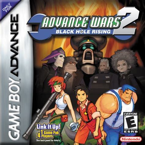 emuparadise advance wars advance wars 2 black hole rising u mode7 rom