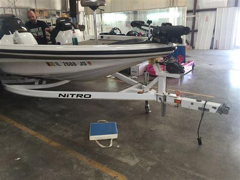 nitro bass boats for sale ebay bass tracker ebay