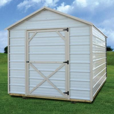 Metal Utility Sheds by Metal Utility Derksen Portable Buildings