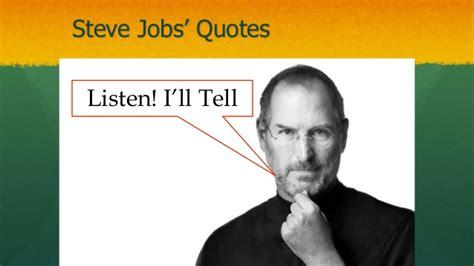 presentation on biography of steve jobs the life of steve jobs power point presentation