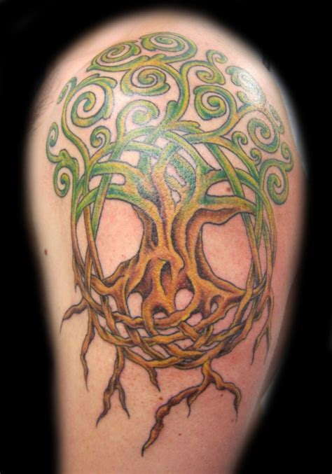 simple tree tattoo 15 awesome tree of designs slodive