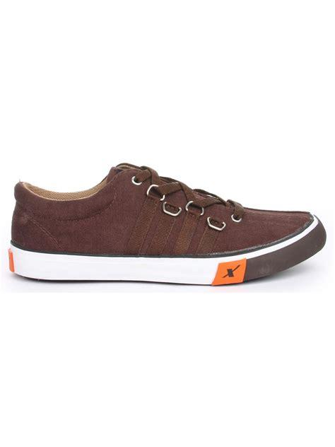 sparx brown casual shoes sm162 drb