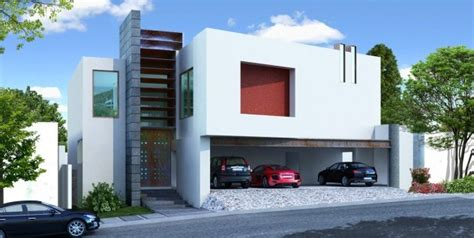 cocheras zona sur fachadas de casas con cochera techada