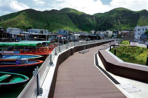 Landscape Architecture Hong Kong Improvement Works At O 大澳改善工程 Lantau Island Hong