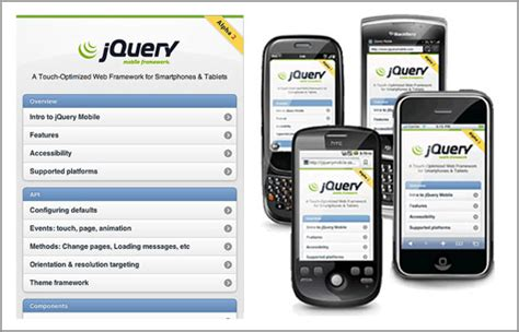 tutorial website mobile jquery mobile tutorial basics codeforest