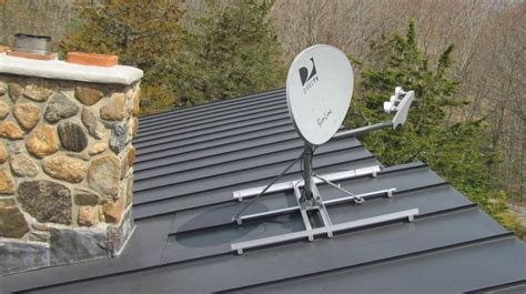 Tv Roof how to install tv antenna roof mount roof fence futons