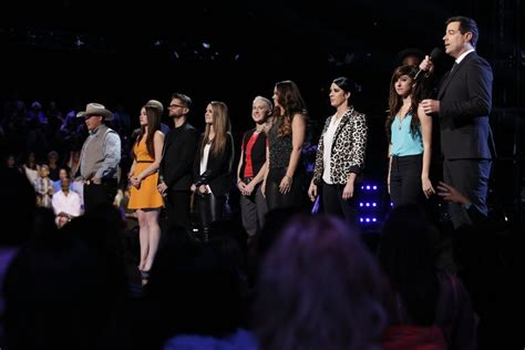 who went home on the voice 2014 season 6 last top 10