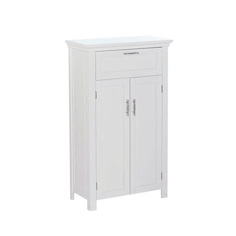 home depot bathroom floor cabinets riverridge home somerset 23 3 4 in w x 40 in h x 12 in