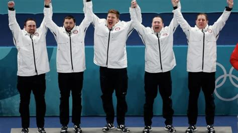 Second City Styles Olympics Part Iii About Second City Style Fashion by U S Curlers Strike Gold Duluth Curling Club Team Wins