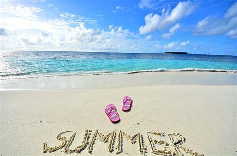 imagenes para fondo de pantalla verano fondos de pantalla verano costa mar cielo arena playa