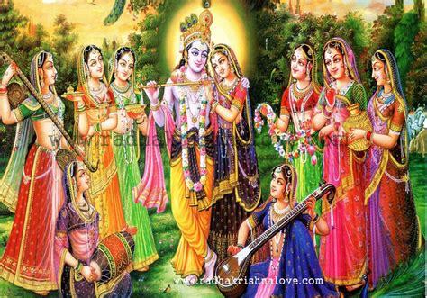 Krishna Raas Leela Images
