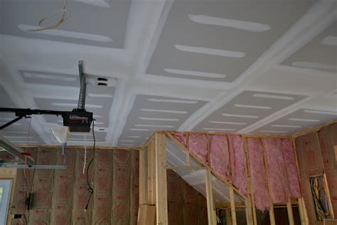 Drywall In Garage Code a work in progress are you serious the drywall is done