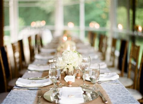 elegant dinner tables pics elegant virginia outdoor wedding once wed
