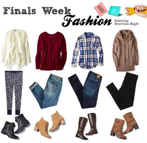 Fringe Jegging finals week fashion