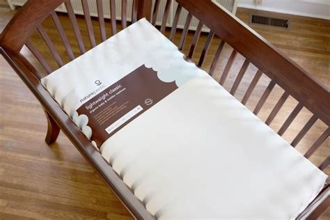 Naturepedic Crib Mattress Reviews by Naturepedic Lightweight Crib Mattress