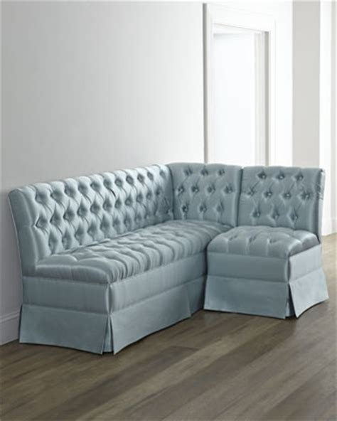 L Shaped Banquette Bench by Clarice L Shaped Banquette Traditional Benches Images Frompo