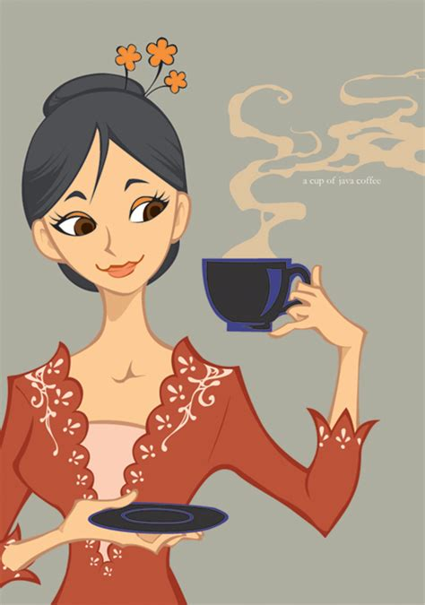 The Illustrations Below Show How Coffee Is Sometimes Produce Testbig by 50 Steaming Vector Coffee Illustrations To Up To