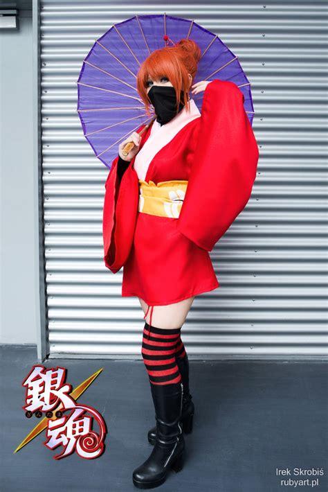 tutorial cosplay kagura gintama kagura gintama cosplay by a4th on deviantart