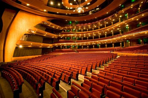 ellie caulkins opera house at colorado ballet s performance venues