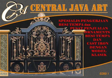 Ranjang Besi Semarang pintu gerbang pagar balkon besi tempa klasik mewah elegan besi tempa klasik pagar balkon tangga