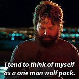 Wolf Pack Meme - one man wolf pack tumblr
