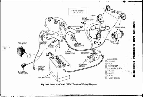 ford  backhoe wiring diagram auto electrical wiring diagram