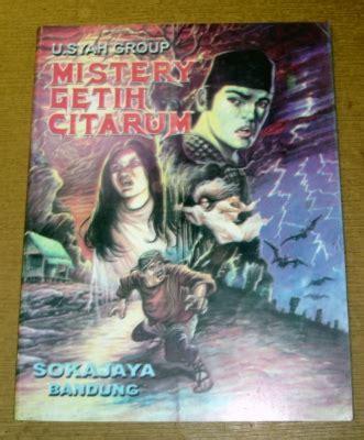 Komik Kelas Malam 1 4 Tamat Serial Misteri Ayuko Omi misteri getih citarum