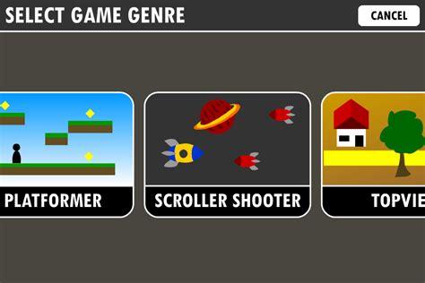 cara membuat game fps android cara membuat game di hp smartphone android kamu serba