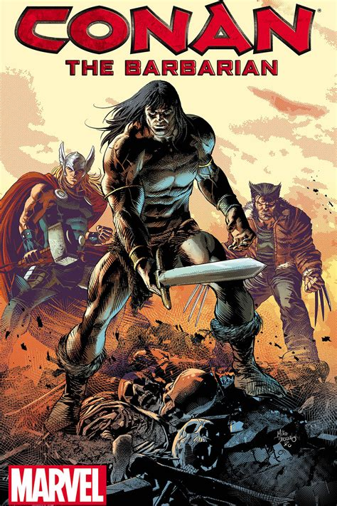 Comic Book 12 conan the barbarian comics moving back to marvel