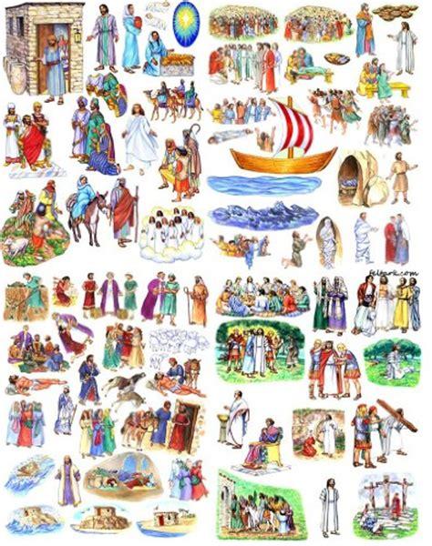 Free Printable Felt Board Bible Stories