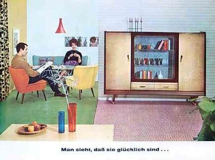 Wohnung 50er Stil by M 246 Bel 50er Jahre