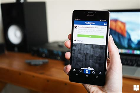instagram mobile messenger e instagram disponibles en windows 10
