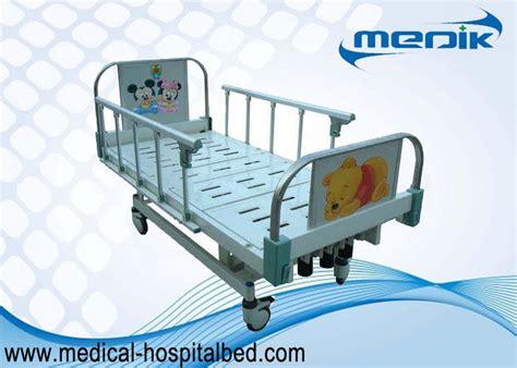 adjustable electric pediatric hospital beds remote handset