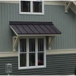 mobile home window awnings exterior color option outdoor spaces