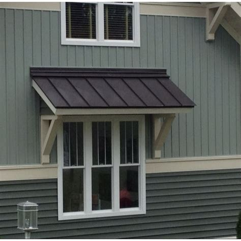 Steel Window Awnings by Awning Outdoor Window Awnings